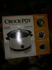 CrockPot ($50 or name your price) Wilmington