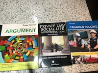 Textbooks for sale Surrey, V3R