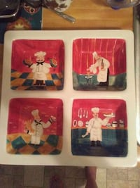 Chef Serving Dish 4-Sections  Nashville, 37076