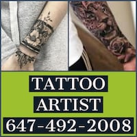 Tattooing / Tattoo artist Kitchener