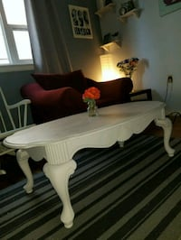 Stunning antique coffee table