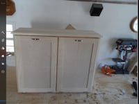 white wooden cabinet with drawer Woodbridge, 22192