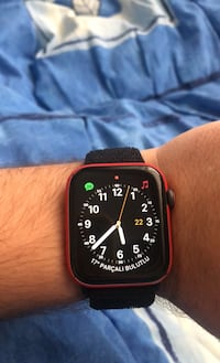 Apple watch 5 44 mm 20 ay garantili