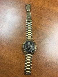 Michael Kors Men's watch needs pin and battery org price $250 selling for $75 obo  Margate, 33063