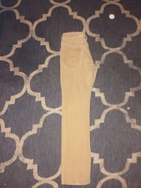 Brown and beige jeans 2346 mi