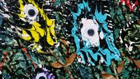 Local Artist - Eclectic Trippy Canvases - MM Saint Petersburg, 33701