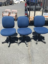 4 Office chairs  El Paso, 79935