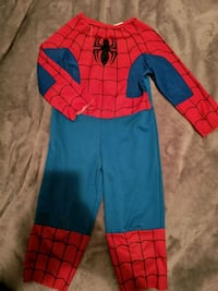 Toddler (Size 2) costume 3158 km