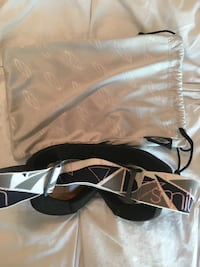 Tinted Smith Snowboard Goggles (Women's) Ashburn