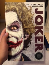 Joker DC Black Label Comic Markham, L6E 2A9