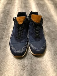 Nike Air Max 1 (Size 12) in Blue - Gently Used