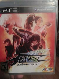 King of the fighters ps3 Toronto, M4W 1A8