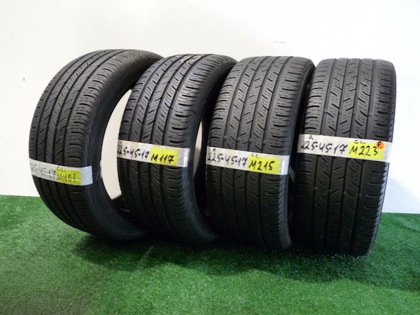 Used Tires Orlando >> 225 45 17 Continental Contiprocontact 4 Used Tires 70 Life