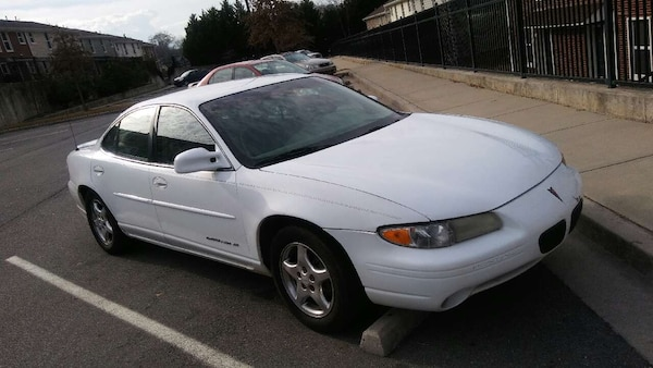 Used 99 Grand Prix For Sale In Cartersville