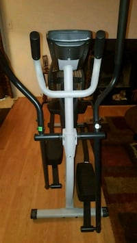 gray and black elliptical trainer Gaithersburg, 20877