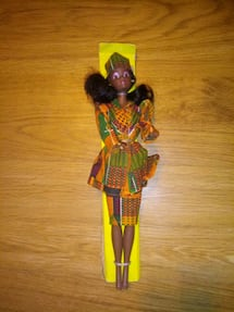 Imani an African American Princess 1991 edition