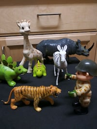 Animal Figures (see all pictures)