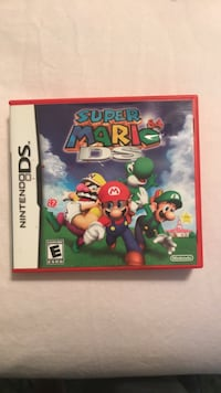 Super mario 64 for ds Houston, 77076