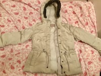 White/Grey Banana Republic Winter Jacket Vaughan, L4L 9M2