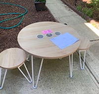 Children's table NEW  Charlotte, 28277