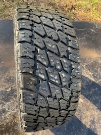 Full set of 4 Terra Grappler tires from Jeep King, L0G 1T0