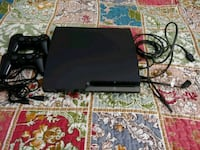 PS3 mint condition with 10 games & 2 handles Surrey