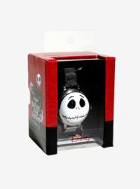 The Nightmare Before Christmas Jack Skellington Face Mesh Watch Scarborough, Toronto, ON, Canada