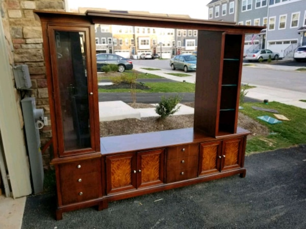 Entertainment Center by Stanley Furniture