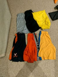 Lot of nike basketball shorts XL  Leesburg, 20176