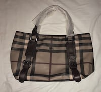 Brand New Brown Burberry Tote Houston, 77056