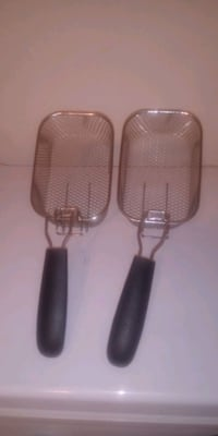 Small Deep Fryer Basket's