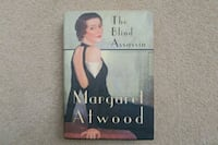 Margaret Atwood The Blind Assassin Toronto, M1W 2P5