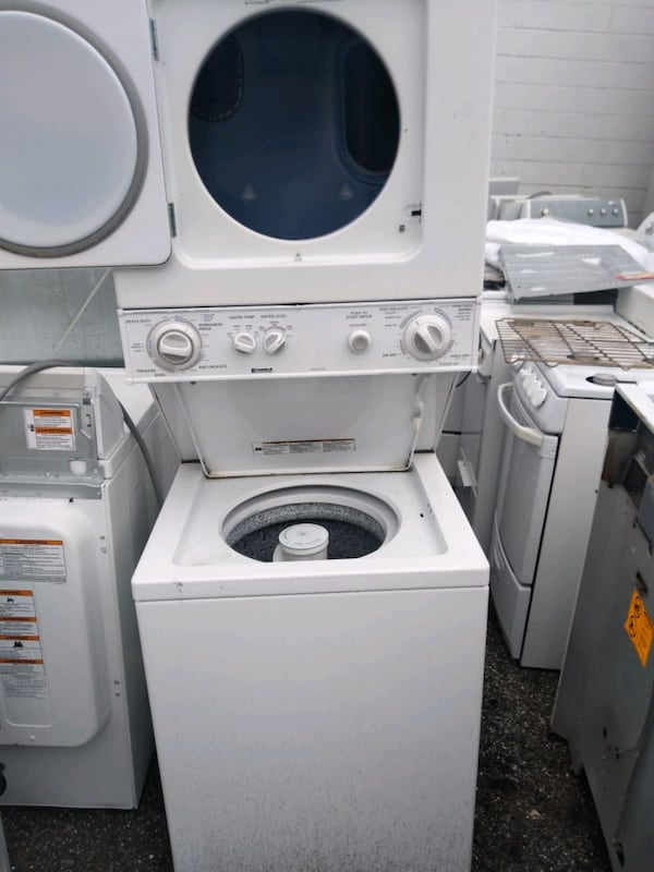 Whirlpool 24-inch heavy duty washer and dryer free delivery 2yr  war c18103cc-d991-4e29-8bae-73a37731376e