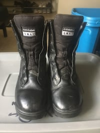 Leather SWAT waterproof 7.5 Edmonton, T5Z 0C3