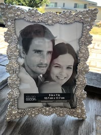 Crystal & Pearl Picture Frame Normandy Park, 98166