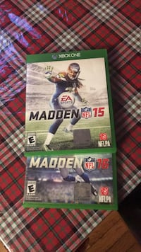 madden 15 and   16 Cottage City, 20722