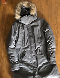Ladies Down Parka