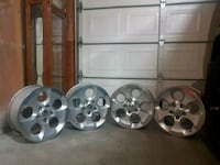 Original jeep rims Surrey, V4N 5Y4