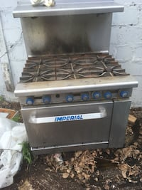 Imperial comercial oven  used Boston, 02124