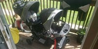 Double stroller Independence
