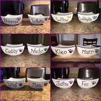 Personalized Pet Dishes  Langley, V2Y