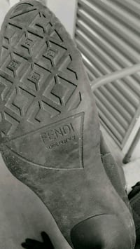 FENDI BOOTS RUBBER SOLE Cambridge, 02139