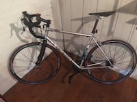 """Specialized Custom road bike MINT 19"""" frame, 9.5 shoes, all mint.  Co2 charges, spare tires, multiple racing helmets, many extras. Message me!!! Schenectady, 12306"""