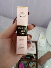 """Two Faced """"Born this Way"""" concealer"""