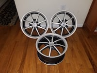 TSW Sepang wheels 16 inch 4x100 - set of 3 Columbia