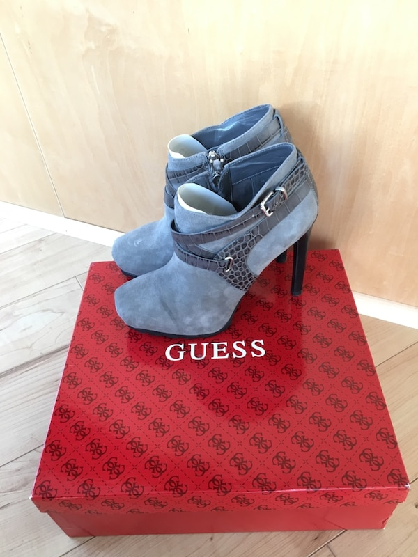 Brand New GUESS Ankle Boots High Heels