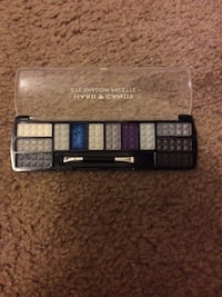 Hard Candy Eye Shadow Palette ( lightly used, blue only )