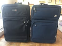Two large suitcases Vancouver, V6K 3J5