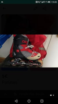 Patines Calafell, 43820