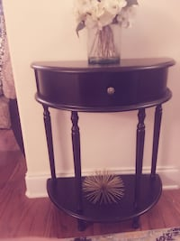 New accent table/entryway table